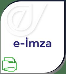 E - İmza - Elektronik İmza